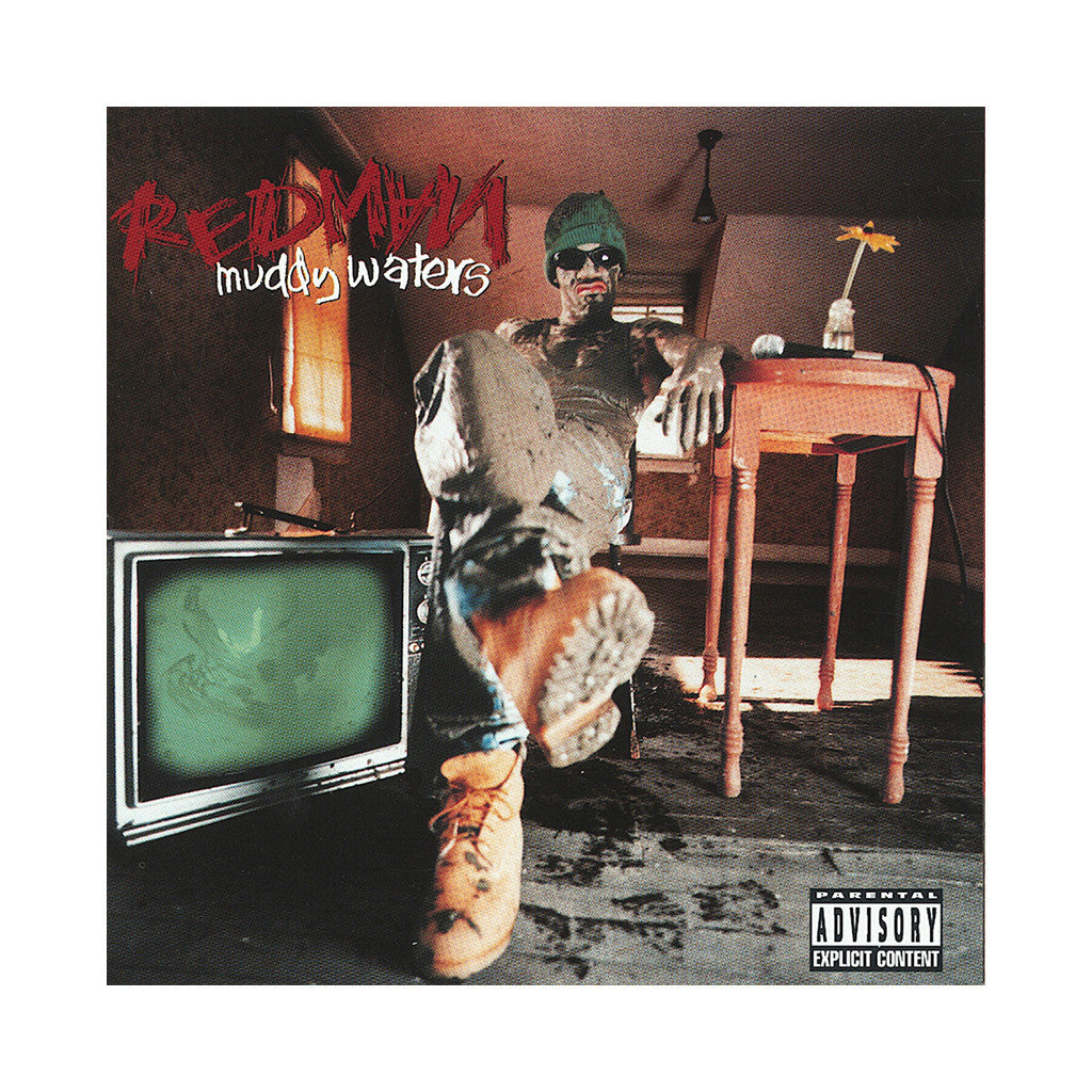 <!--119961210011667-->Redman - 'Muddy Waters' [CD]