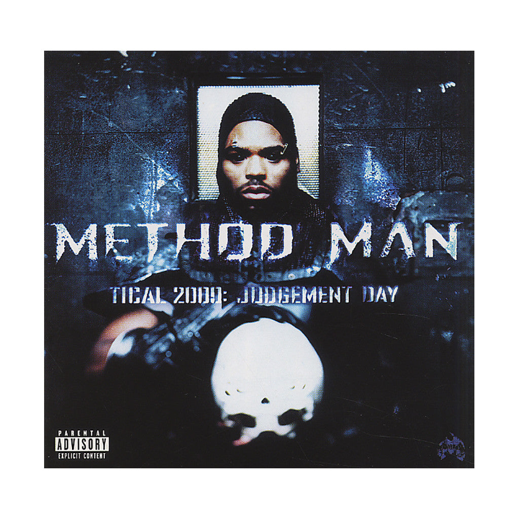 <!--119981117002187-->Method Man - 'Tical 2000: Judgement Day' [CD]