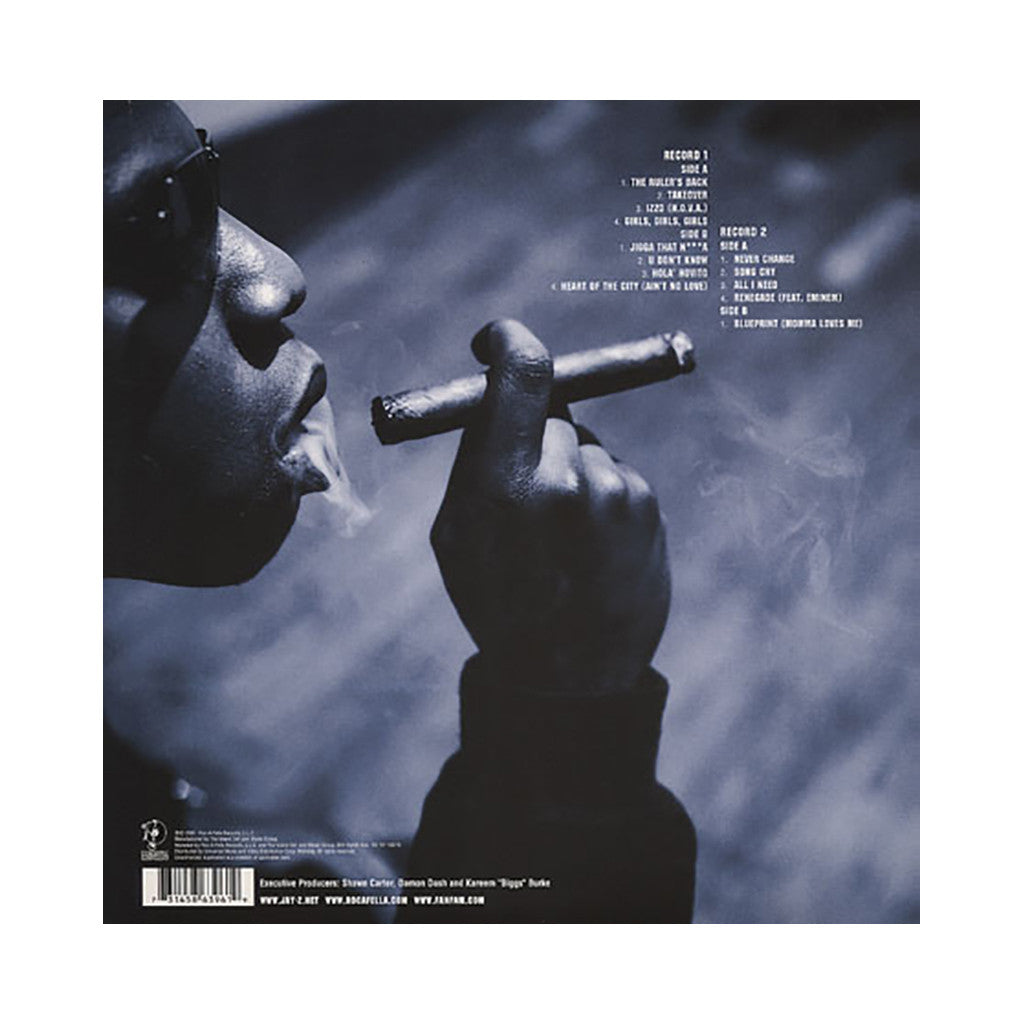 <!--2001092506-->Jay-Z - 'The Blueprint' [(Black) Vinyl [2LP]]