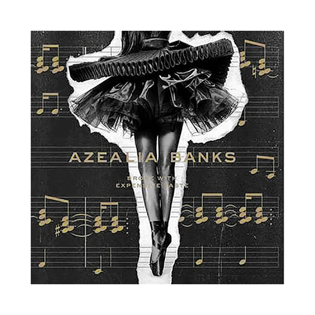 Azealia Banks - 'Broke With Expensive Taste (Deluxe Edition)' [(Black) Vinyl LP]