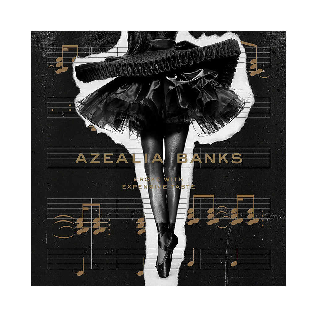 <!--120150303004649-->Azealia Banks - 'Broke With Expensive Taste' [CD]
