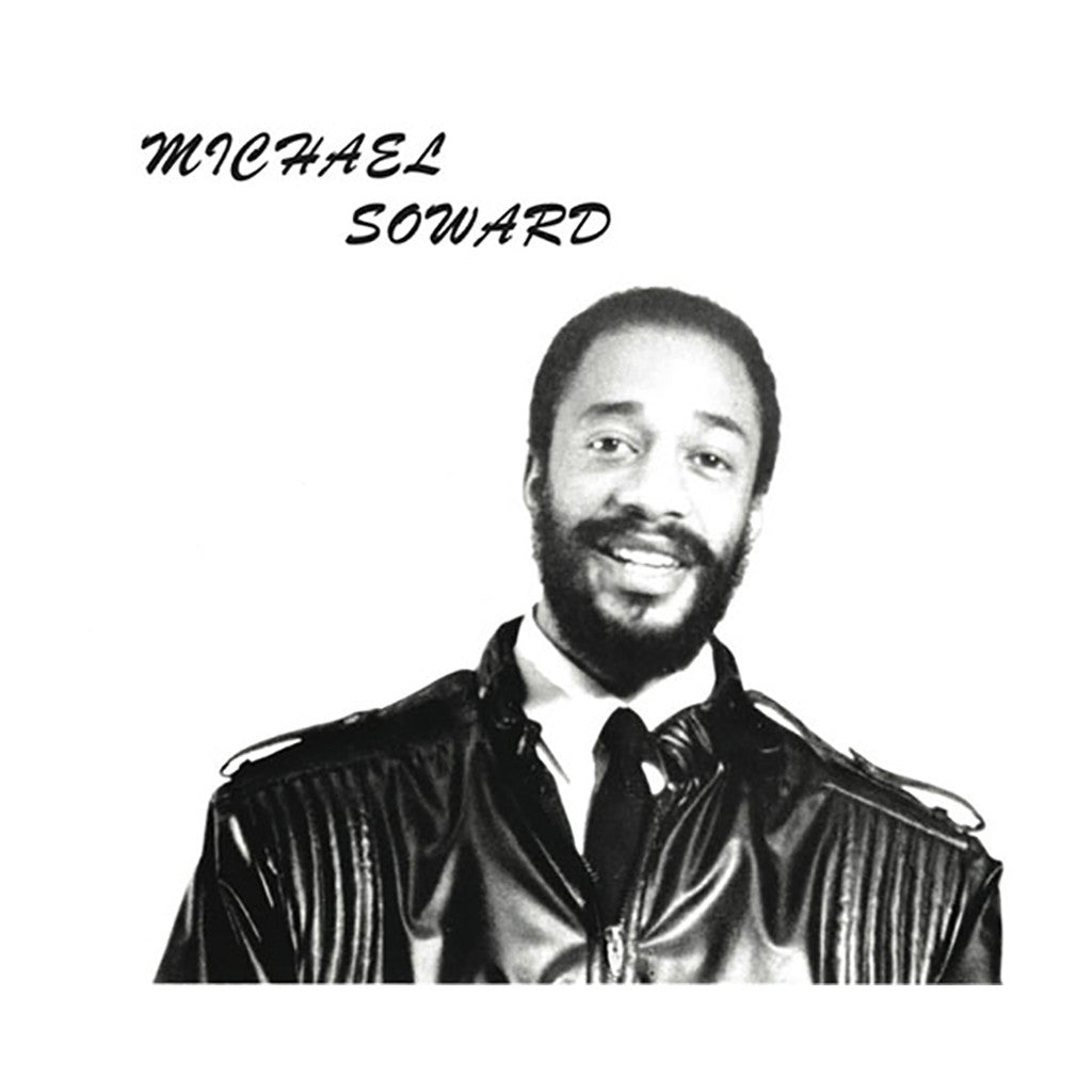 "Michael Soward - 'The Michael Soward EP' [(Black) 7"" Vinyl Single]"
