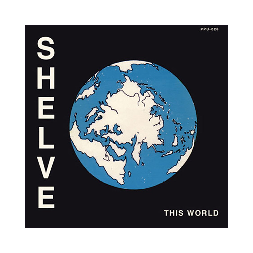 "Shelve - 'This World' [(Black) 12"" Vinyl Single]"