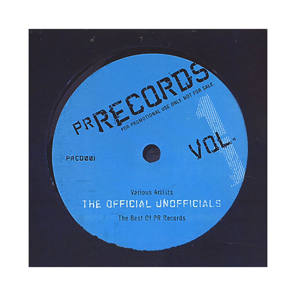 Various Artists - 'The Official Unofficials Vol. 1' [CD]