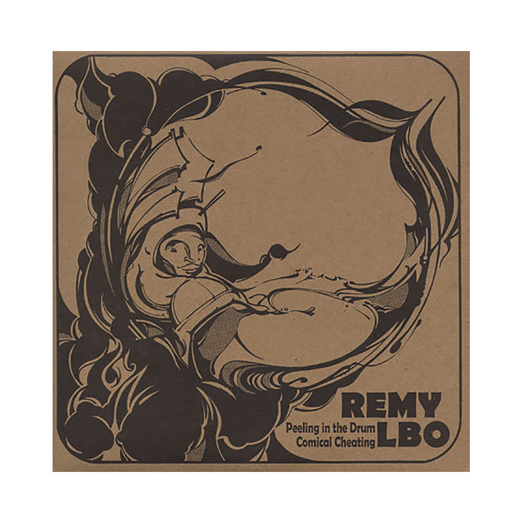 <!--020100420020533-->Remy LBO - 'Peeling In The Drum/ Comical Cheating' [CD]