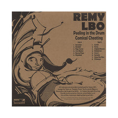<!--020100504020532-->Remy LBO - 'Peeling In The Drum/ Comical Cheating' [(Black) Vinyl LP]