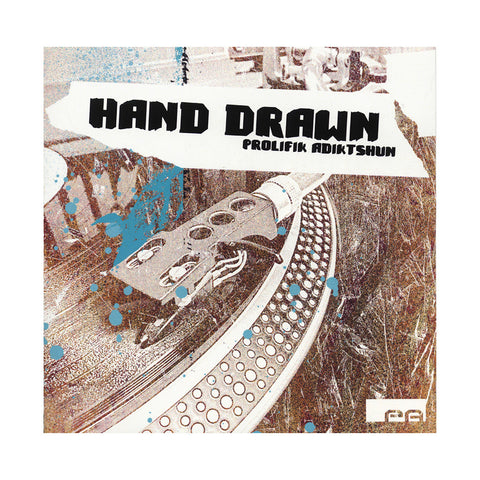 "[""PROLIFIK ADIKTSHUN - 'Hand Drawn' [CD]""]"