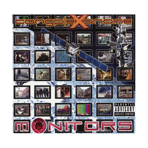 congpleXonome - 'MONITORS' [CD]