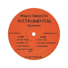 Pete Rock & CL Smooth - 'The Main Ingredient (Instrumentals)' [(Black) Vinyl [2LP]]