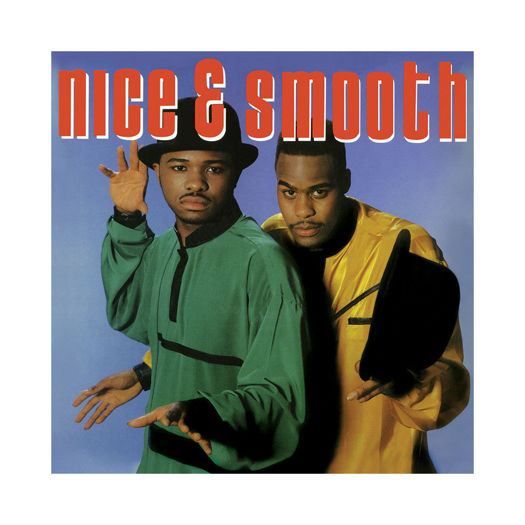 Nice & Smooth - 'Nice & Smooth' [(Black) Vinyl LP]