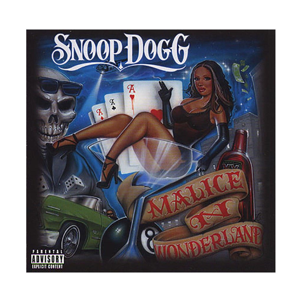 <!--020091208019031-->Snoop Dogg - 'Malice N Wonderland' [CD]