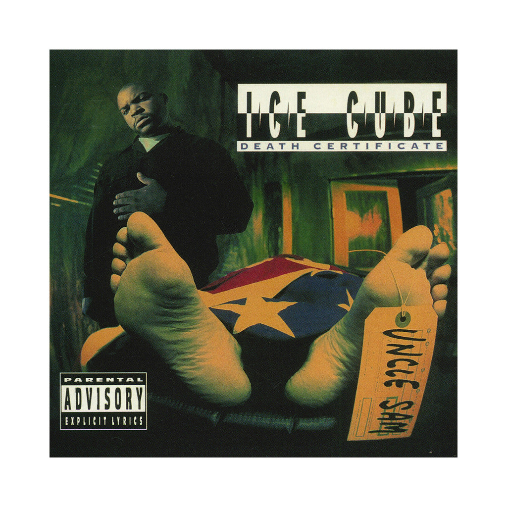Ice Cube - 'Death Certificate' [CD]