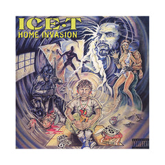 <!--120110712003077-->Ice-T - 'Home Invasion' [(Black) Vinyl [2LP]]