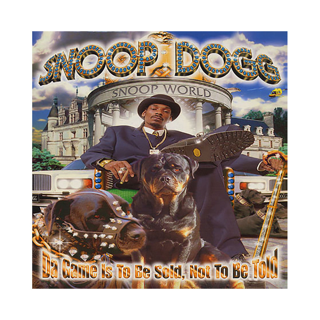 <!--019980101006131-->Snoop Dogg - 'Da Game Is To Be Sold, Not To Be Told' [(Black) Vinyl [2LP]]