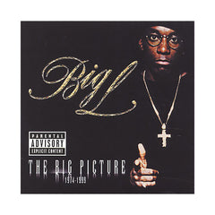 Big L - 'The Big Picture 1974-1999' [CD]
