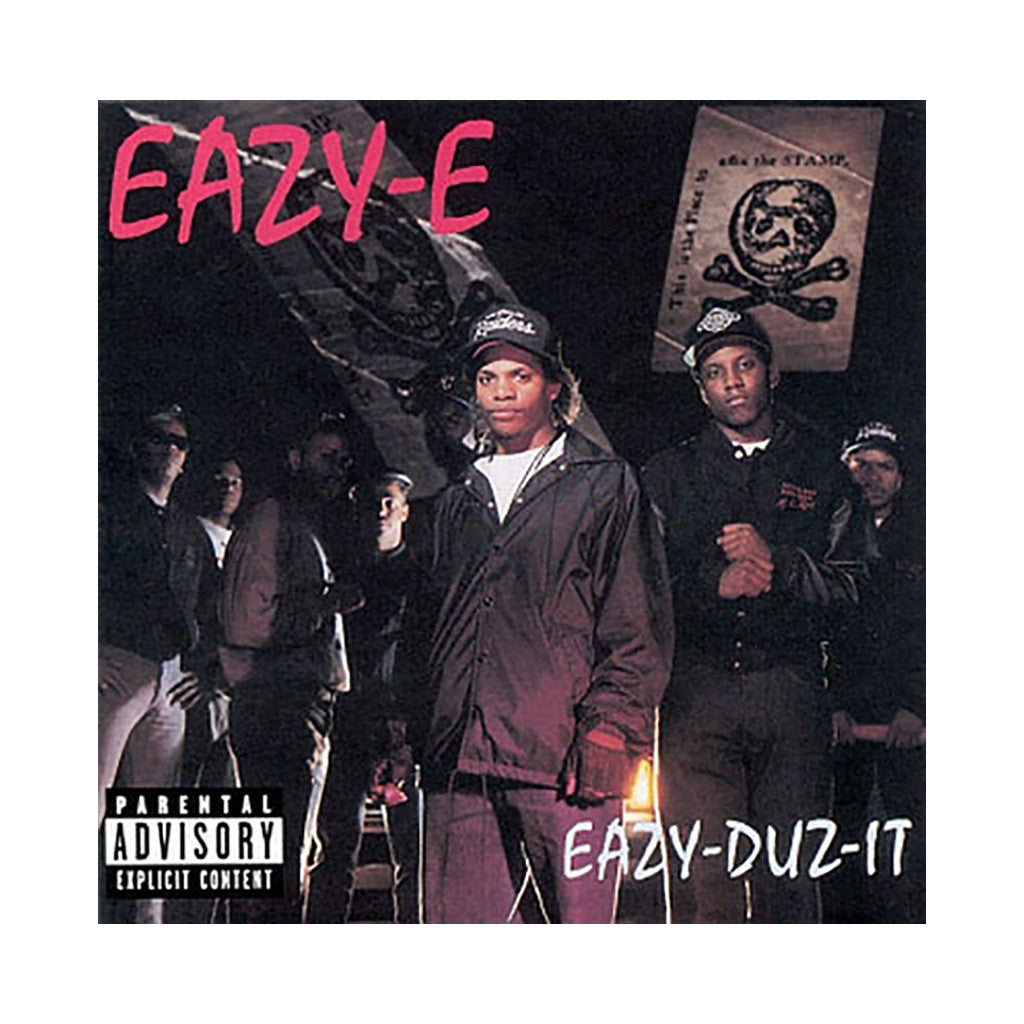 <!--020020924003615-->Eazy-E - 'Eazy-Duz-It + 5150 Home 4 Tha Sick EP' [CD]