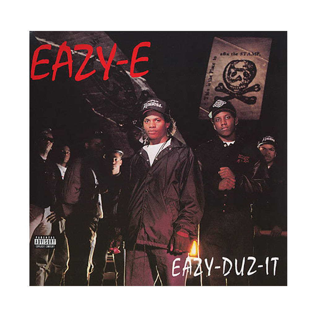 Eazy-E - 'Eazy-Duz-It' [(Black) Vinyl [2LP]]