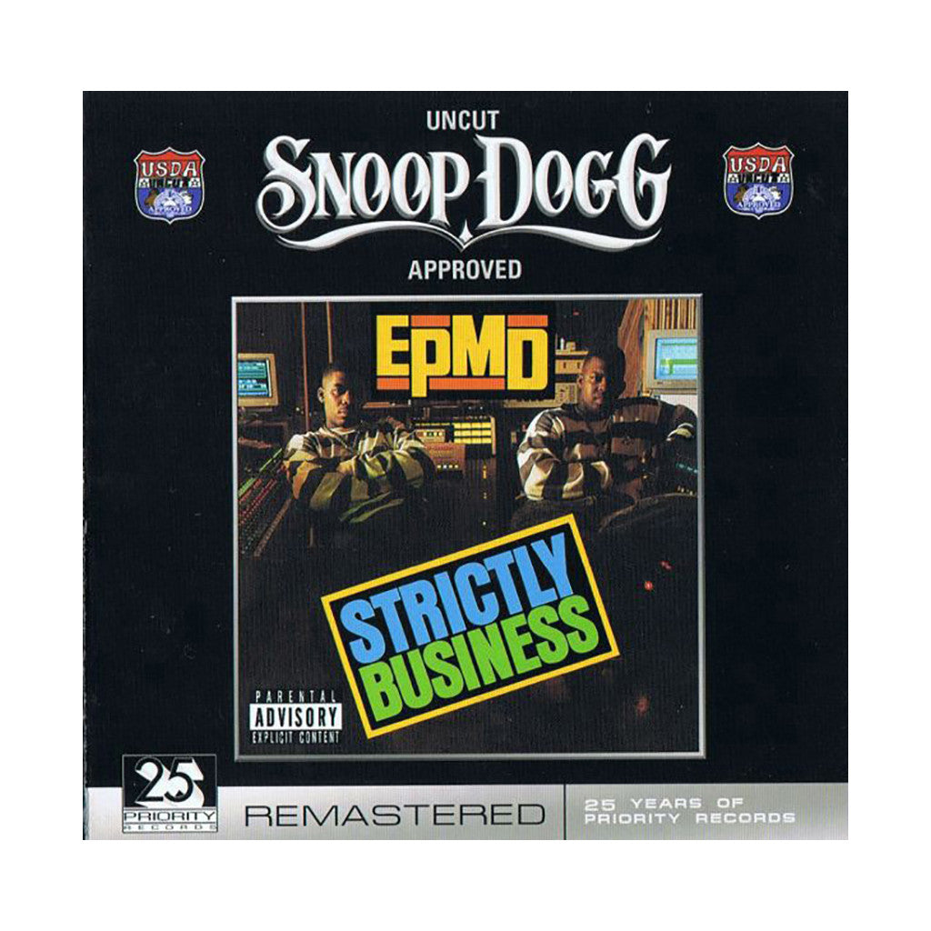 EPMD - 'Strictly Business' [CD]