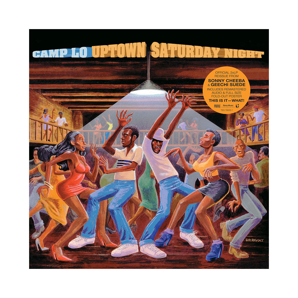 Camp Lo - 'Uptown Saturday Night' [(Black) Vinyl [2LP]]