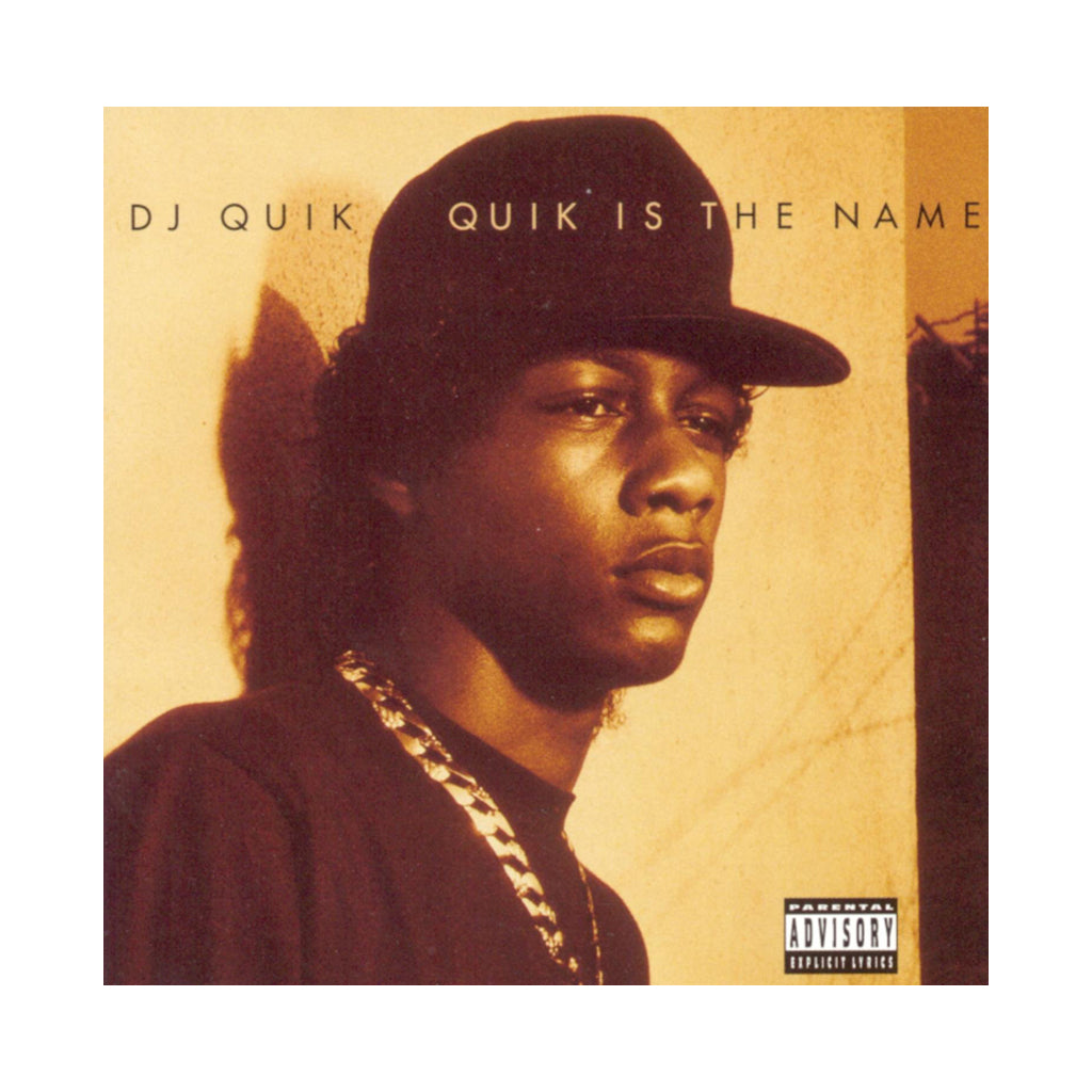 DJ Quik - 'Quik Is The Name' [(Black) Vinyl LP]