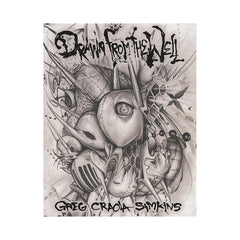 <!--020100925033395-->Greg Craola Simkins - 'Drawn From The Well' [Book]
