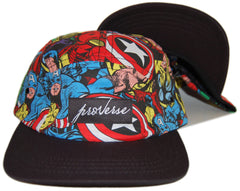 <!--020121030050826-->Proverse - 'Age Of Heroes' [(Multi-Color) Five Panel Camper Hat]
