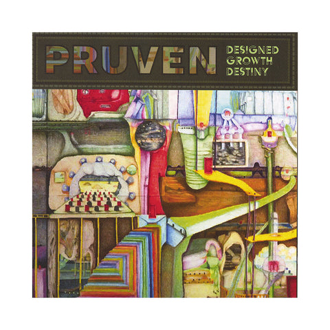 Pruven - 'Designed Growth Destiny' [CD]