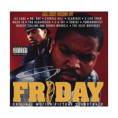 Various Artists - 'Friday (Original Motion Picture Soundtrack)' [CD]