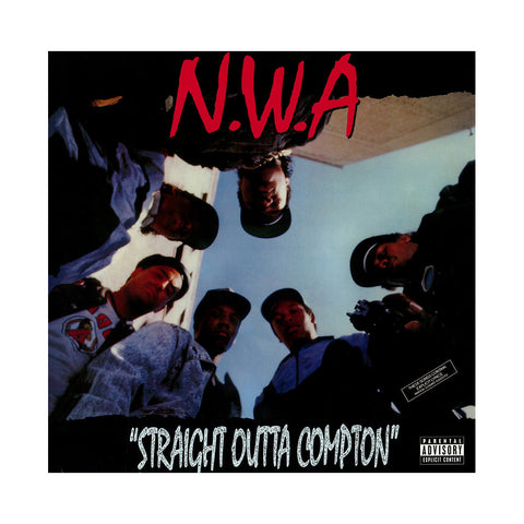 "[""N.W.A. - 'Straight Outta Compton' [(Black) Vinyl [2LP]]""]"