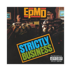 <!--2013090359-->EPMD - 'Strictly Business: 25th Anniversary Edition' [CD]