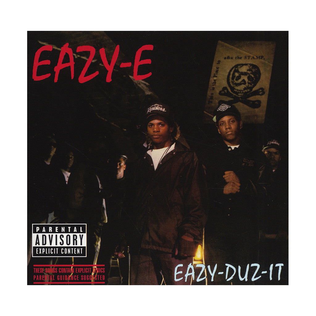 Eazy-E - 'Eazy-Duz-It: 25th Anniversary Edition' [(Black) Vinyl [2LP]]