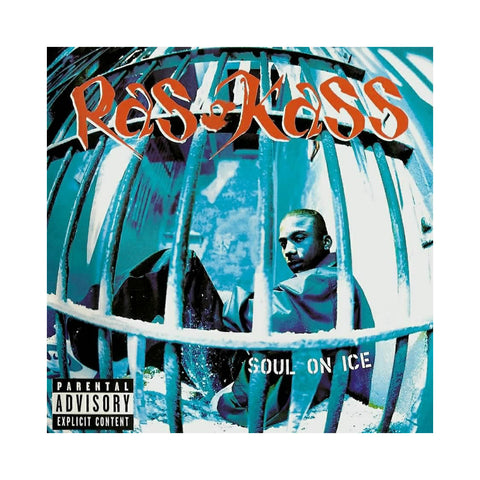 Ras Kass - 'Soul On Ice' [(Black) Vinyl [2LP]]