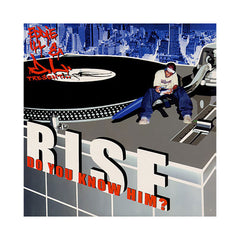 "<!--020010123016051-->Rise - 'Do You Know Him?/ Cheater/ Memories' [(Black) 12"" Vinyl Single]"