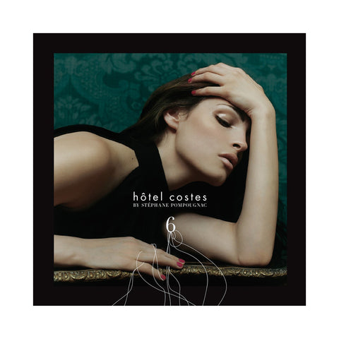 "[""Stephane Pompougnac - 'Hotel Costes 6' [(Black) Vinyl [2LP]]""]"