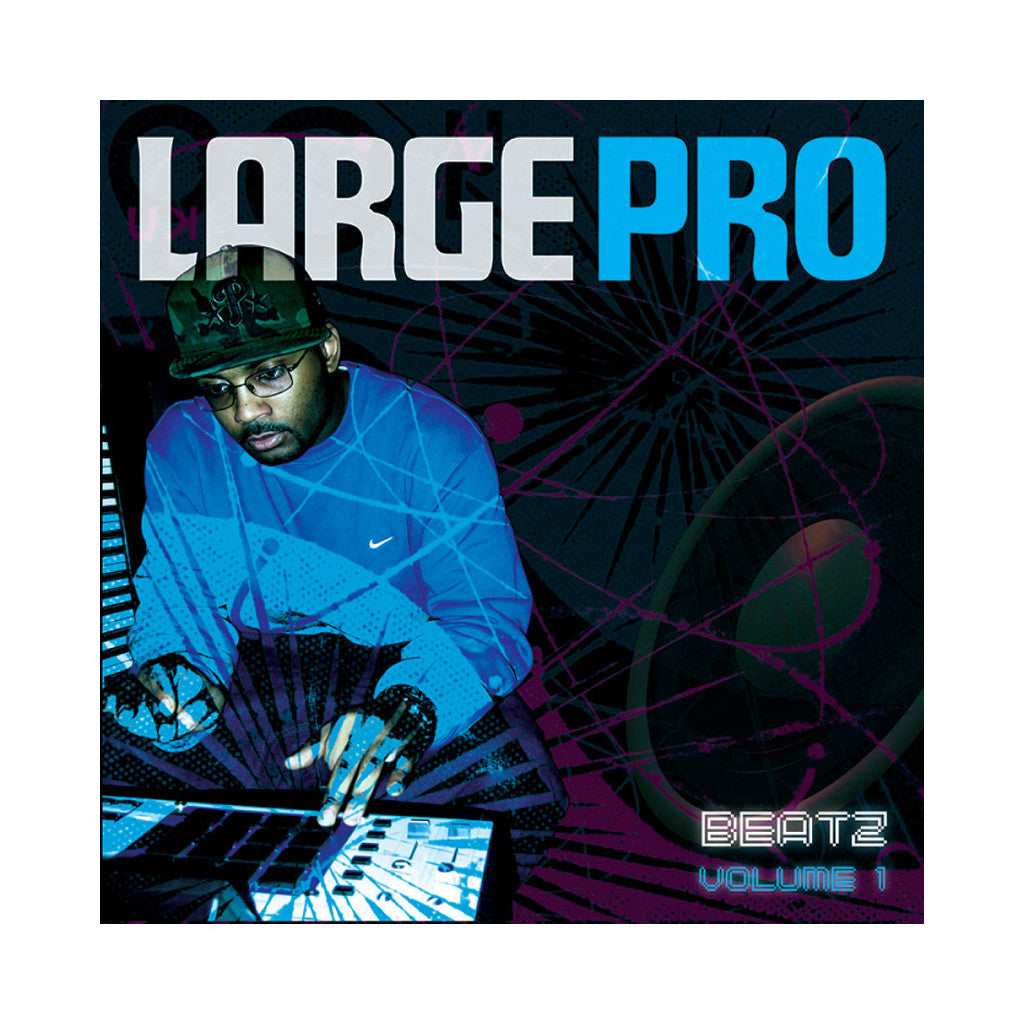 Large Professor - 'Beatz Vol. 1' [CD]
