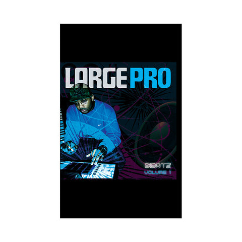 "[""Large Professor - 'Beatz Vol. 1' [Cassette Tape]""]"