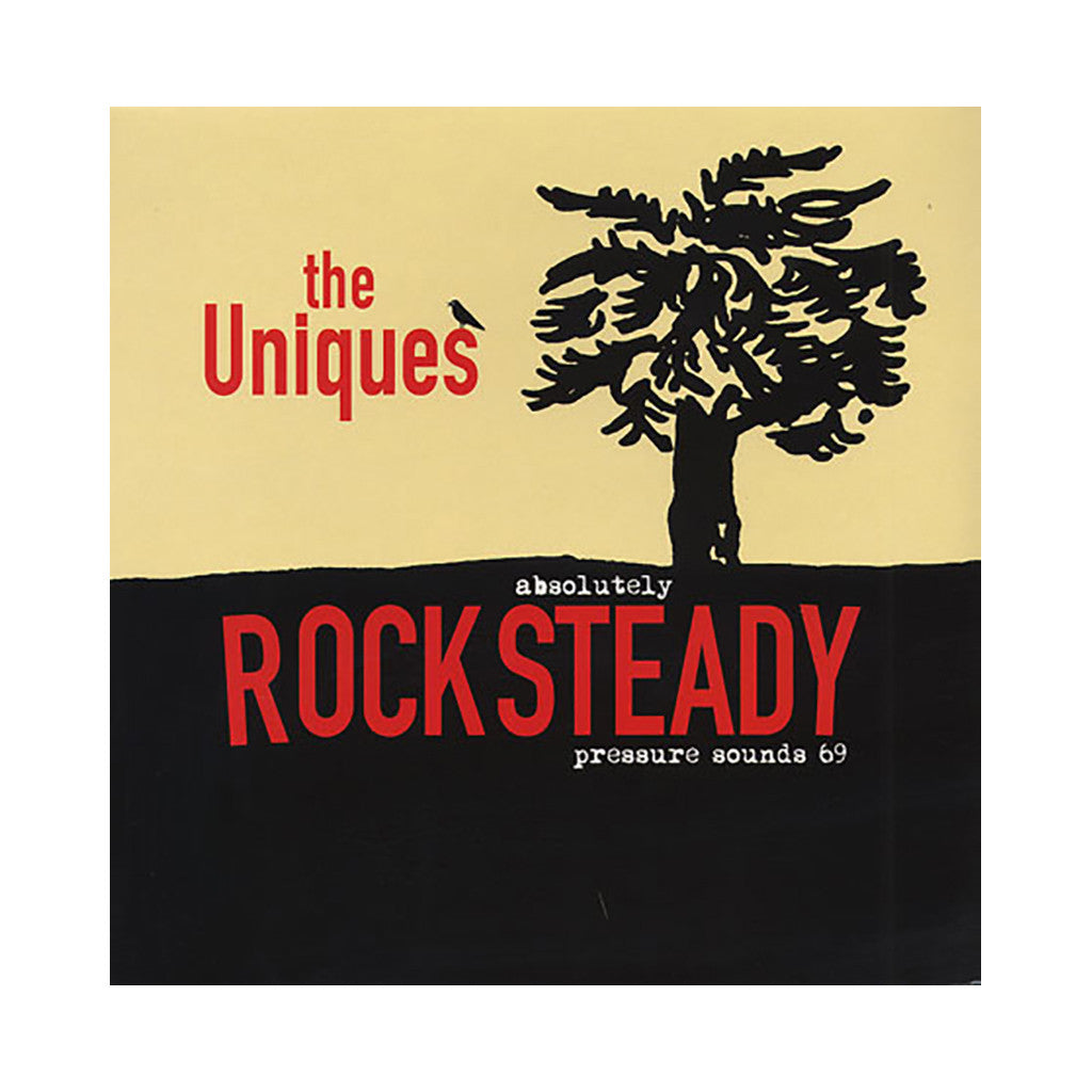 <!--120101109028239-->The Uniques - 'Absolutely Rocksteady (Pressure Sounds 69)' [CD]