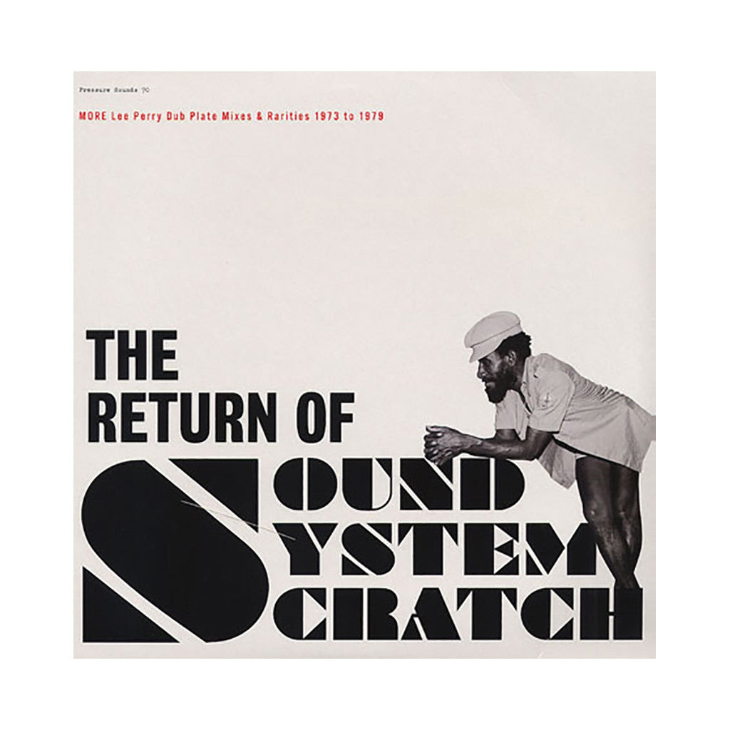 Lee Scratch Perry & The Upsetters - 'The Return Of Sound System Scratch: More Dub Plate Mixes & Rarities 1973-1979 (Pressure Sounds 70)' [(Black) Vinyl [2LP]]