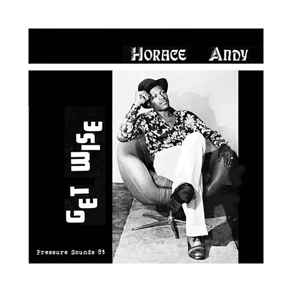 <!--2014040124-->Horace Andy - 'Get Wise' [CD]