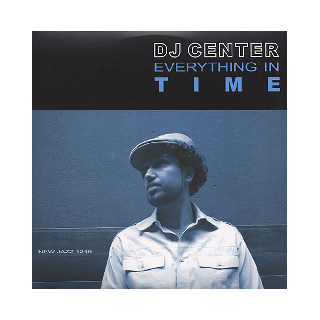 <!--120110405026666-->DJ Center - 'Everything In Time' [(Black) Vinyl [2LP]]