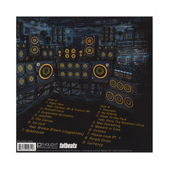 <!--020120807045985-->Parallel Thought - 'The Art Of Sound' [(Black) Vinyl LP]