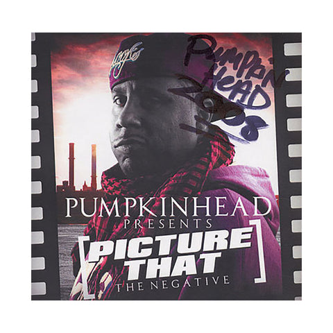 Pumpkinhead - 'Picture That (The Negative)' [CD]