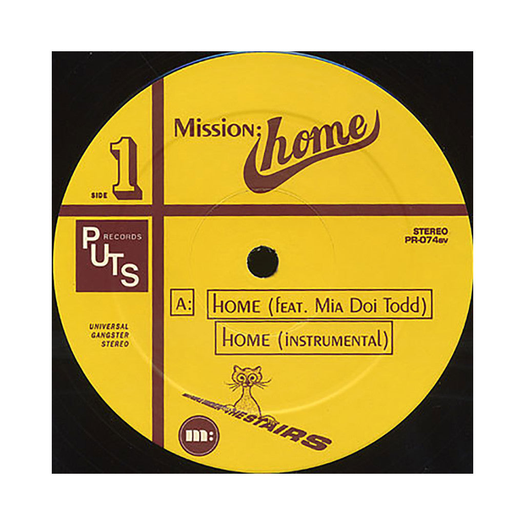 <!--2001082407-->Mission - 'Home' [Streaming Audio]