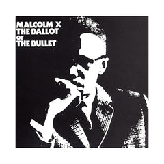 <!--2008061054-->Malcolm X - 'The Ballot Or The Bullet' [CD]