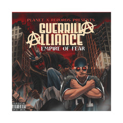 <!--120130702056700-->Guerrilla Alliance - 'Empire Of Fear' [CD]