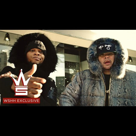 Papoose - 'Back On My Bullshit' [Video]