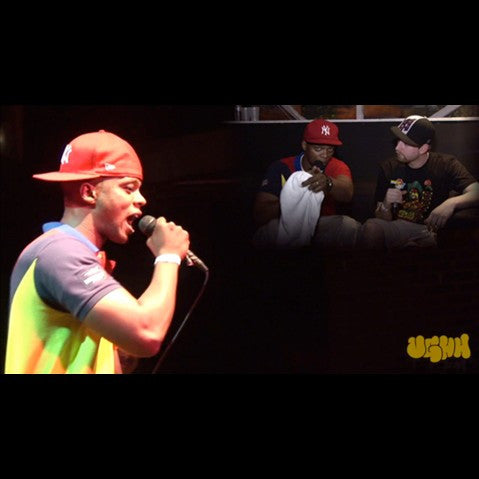 Papoose - 'Interview & Performance Pt. 1 (At Harpers Ferry - Allston, MA - 7/25/10)' [Video]
