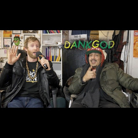 Psycho Les - 'The Dank & Drank God on Alcohol vs. Weed & THA LIKNUTS Album' [Video]
