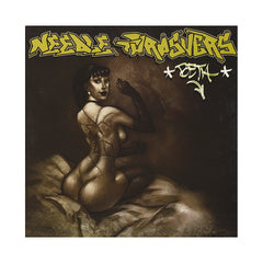 <!--020050517005184-->Needle Thrashers - 'Beta' [(Black) Vinyl LP]