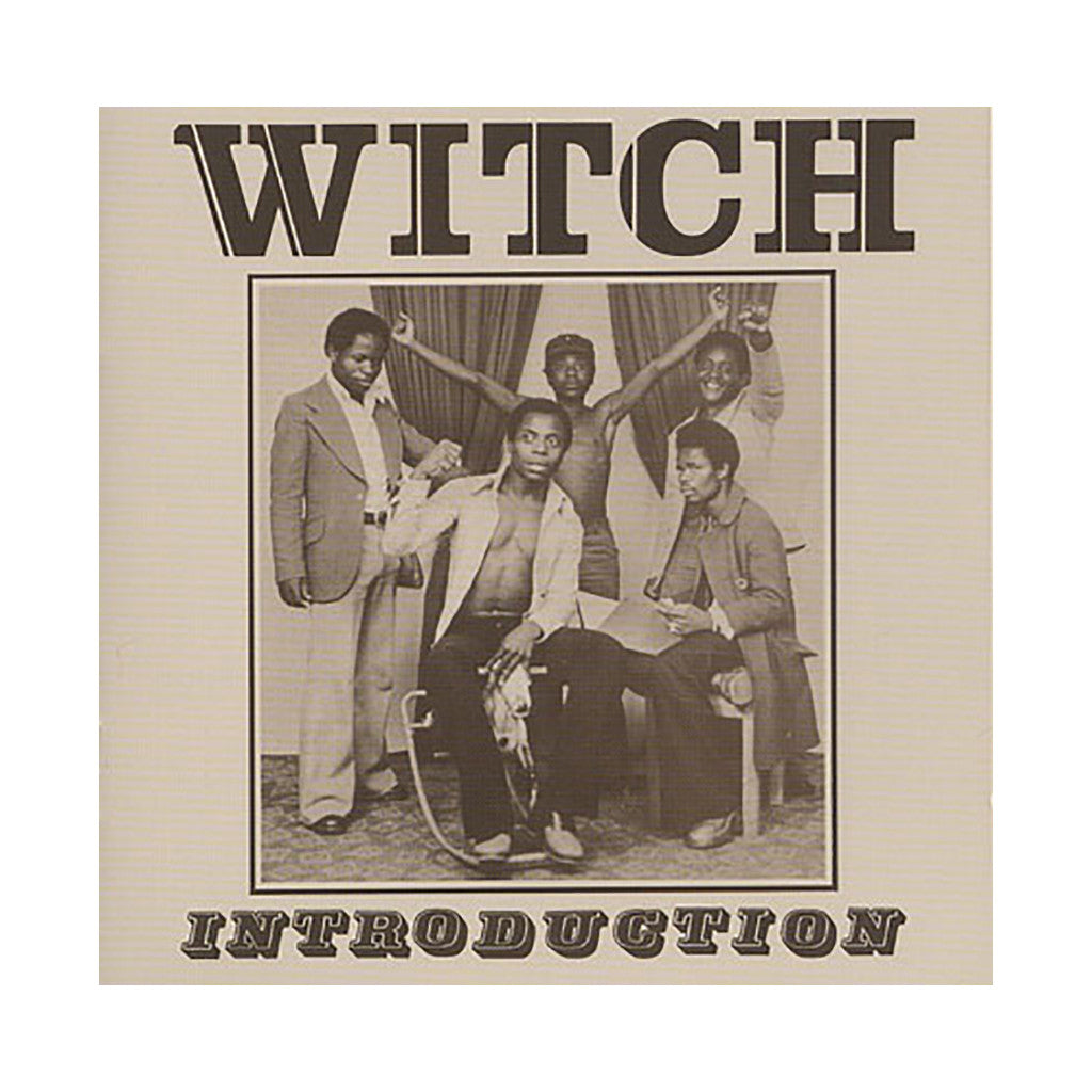 WITCH - 'Introduction' [CD]